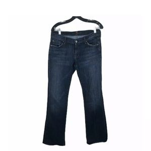 7 for all mankind women's jeans boot cut size 30